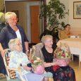 En cette fin de mois de Mai 2017, 2 résidentes centenaires ont été fêtées à la résidence. Agréable moment que celui-ci. Marguerite Clément et Marcelle Laget ont fêté leur centenaire […]